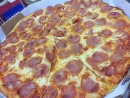 2 pizzas 30.00