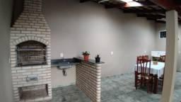 Linda Casa 3/4 um suite e Varanda Gourmet completa no Jardim Patrícia R$380.000,00