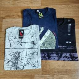 3 por 99,90 promoção de camisas multimarcas