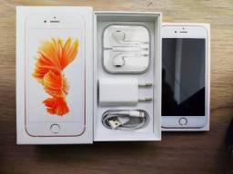 iPhone 6 S 64 rose ( LOJA FISICA )