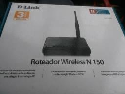 Vendo roteador Dlink N150