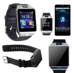 Relógio Smartwatch Dz09 Chip 3g Cartão Smart Watch Android Novo na Caixa