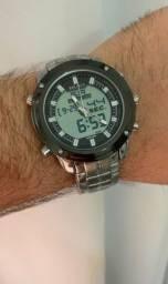 Que tal um relógio novo pro final de semana? Só chamar e enviamos todos os modelos.