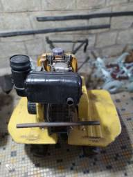 Mini búfalo a diesel motocultivador  BFD 850