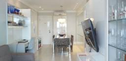 Apartamento 3 quartos com lazer completo e sol da manhã na Enseada do Suá Vitória - ES