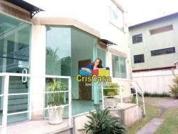 Apartamento com 2 dormitórios para alugar, 85 m² por R$ 850,00/mês - Village Rio das Ostra