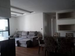 Lindo apartamento mobiliado, com churrasqueira na sacada no Jardim Social