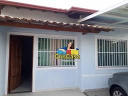 Casa com 2 dormitórios à venda, 80 m² por R$ 280.000,00 - Jardim Mariléa - Rio das Ostras/