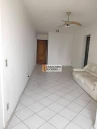 Apartamento com 3 dormitórios para alugar, 83 m² por R$ 2.200/mês - Centro - Indaiatuba/SP