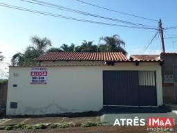 Casa com 2 dormitórios para alugar, 80 m² por R$ 950,00 - Jardim Brasil - Goiânia/GO