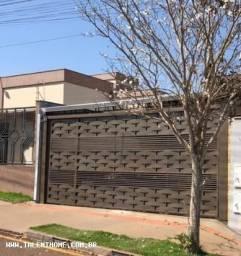 Casa para Venda em Londrina, Terra Bonita, 3 dormitórios, 1 suíte, 2 banheiros, 3 vagas
