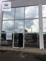 Salão para alugar, 94 m² por R$ 2.800/mês - Paulicéia - Piracicaba/SP