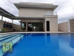 Aceita proposta, lindo sobrado com 4 dormitórios à venda, 199 m² por R$ 950.000 - Bougainv