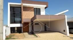 Casa de condomínio para alugar com 3 dormitórios em Jardim america, Marilia cod:L12802