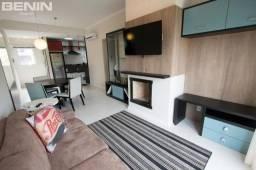 Apartamento à venda com 1 dormitórios em Centro, Gramado cod:15725