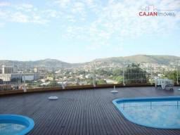 Apartamento com 3 dormitórios à venda, 80 m² por R$ 600.000,00 - Jardim Botânico - Porto A