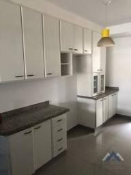 Apartamento com 3 dormitórios para alugar, 118 m² por R$ 1.100,00/mês - Centro - Londrina/