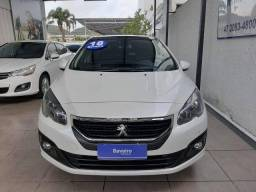 308 2018/2018 1.6 GRIFFE THP 16V FLEX 4P AUTOMÁTICO