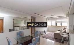 Apartamento com 2 dormitórios para alugar, 74 m² por R$ 2.100,00/mês - Jardim Botânico - P