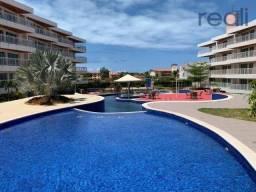 Solarium Residence, Apartamento com 2 dormitórios à venda, 79 m² por R$ 435.000 - Porto da