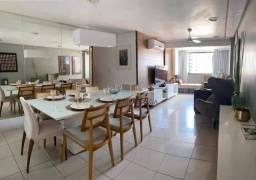 Edf Málaga. Apartamento com 3 dormitórios para alugar, 99 m² por R$ 2.800/ano - Jatiúca -
