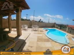 Casa com 4 dormitórios para alugar, 180 m² por R$ 3.900,00/mês - Porto das Dunas - Aquiraz