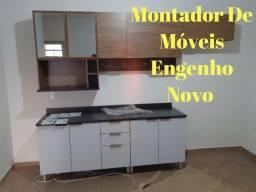 Montador De Móveis Engenho Novo RJ