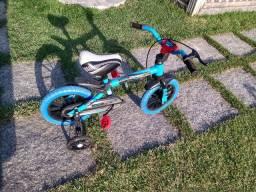 Bicicleta infantil Marca Nathor