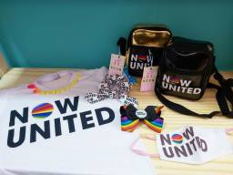 Now United | Camisa, Bolsa...