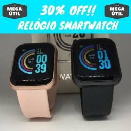 PROMOÇÃO: Relógio SmartWatch D20 - (Android/iOS)