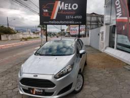 Fiesta 1.5 S Completo 2015