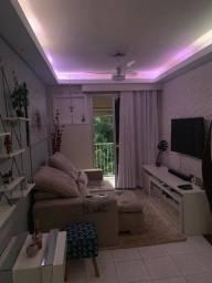 AP0381 - Lindo Apartamento na Taquara - Sala 2 quartos
