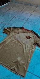 Camisa Sport Recife 2016 (III Dourada)
