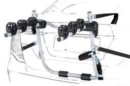 Suporte Transbike Universal Eqmax ZX com Capacidade de até 3 Bikes