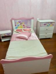 Kit quarto infantil das princesas
