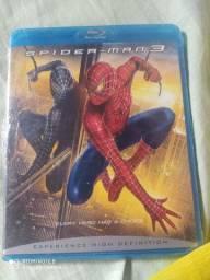 Filme Spider Man 3 - Blu-ray disk