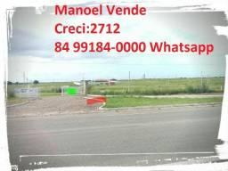 Manoel Vende Terreno 20 x 40