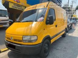 Renault master 2005 furgao financia