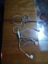 Vendo fone de ouvido original do iPhone