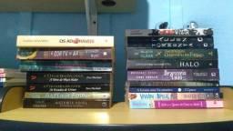 Livros - preço menor no lote
