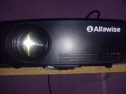 Vendo projetor alfalwse a80 ou troco