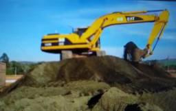 Vendo escavadeira 320B