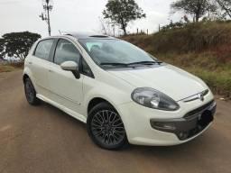 Fiat Punto Sporting 1.8 16v. Flex 5 portas automático 2014/2014