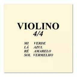 Encordamento para Violino - 3/4 ou 4/4 - Mauro Calixto