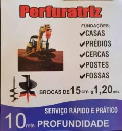 Vendo empresa Perfuratriz em Nerópolis Go..