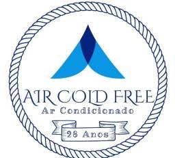 Air cold free soluções