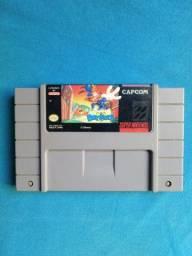 Cartucho de videogame Super Nintendo