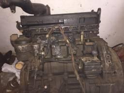 Motor Mercedes 1418 eletrônico om 904