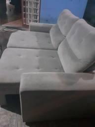Sofa Retrátil reclinável impecável!