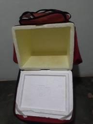 Bag para entregador usada